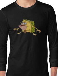 Caveman - SpongeBob Long Sleeve T-Shirt
