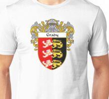 Grady Coat of Arms/Family Crest Unisex T-Shirt