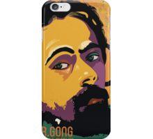 Jr. Gong iPhone Case/Skin