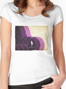 The Jesus Women's Fitted Scoop T-Shirt