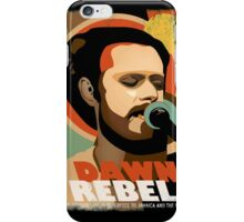 Dawn Rebel iPhone Case/Skin