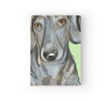 Their dog  Hardcover Journal