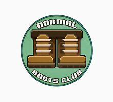 Normal Boots Club Patch Unisex T-Shirt