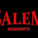 Salem Massachusetts - red by Bela-Manson