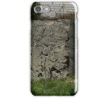 Fence in a Pasture iPhone Case/Skin