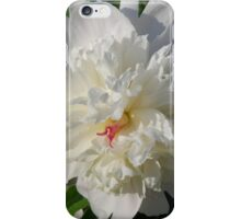 Peony in Bloom  iPhone Case/Skin