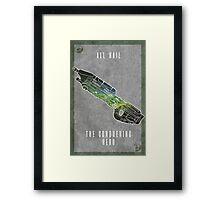 Halo 5 Chief Framed Print