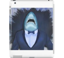 Shark Tux iPad Case/Skin