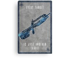 Halo 5 Locke Canvas Print