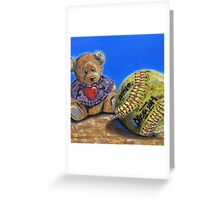 Gentle and Tough Greeting Card