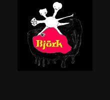BJORK - BLACK ALBUM COVER Unisex T-Shirt