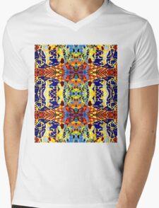 Relation Mens V-Neck T-Shirt