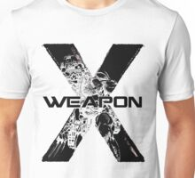 Wolverine • X-Men • Weapon X Unisex T-Shirt