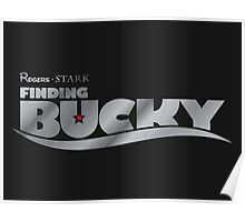 Finding Bucky Poster