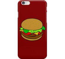 Cheeseburger iPhone Case/Skin