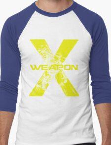 Weapon X •Wolverine Men's Baseball ¾ T-Shirt