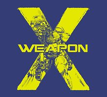 Weapon X • Wolverine Unisex T-Shirt
