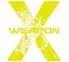 Weapon X •Wolverine Photographic Print