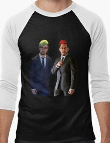 Septiplier wedding Men's Baseball ¾ T-Shirt