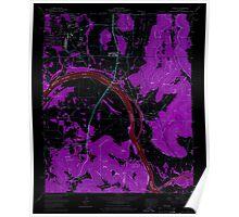 USGS TOPO Map Alabama AL Farley 303818 1964 24000 Inverted Poster