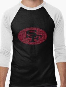 San Francisco - Tshirt Men's Baseball ¾ T-Shirt