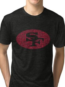 San Francisco - Tshirt Tri-blend T-Shirt
