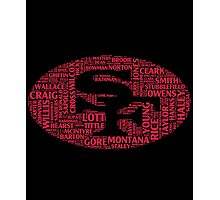 San Francisco - Tshirt Photographic Print