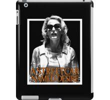GILLIAN ANDERSON iPad Case/Skin