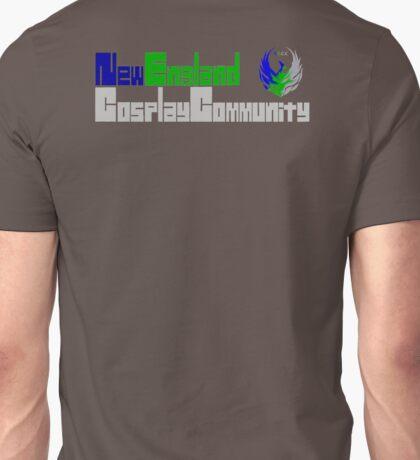 The New England Cosplay Community! Unisex T-Shirt