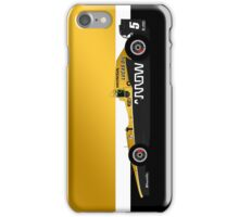 James Hinchcliffe (2016 Indy 500) iPhone Case/Skin