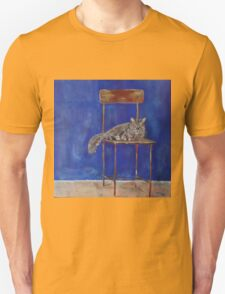 Cat on a Chair T-Shirt