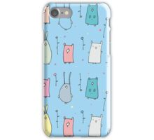 Teddies and Co iPhone Case/Skin