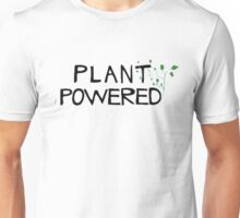 Plant Powered Unisex T-Shirt