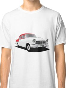 Holden FC Special Sedan - Flame Red over India Ivory Classic T-Shirt