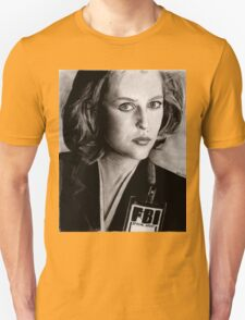 Dana Scully (Charcoal) T-Shirt