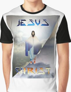 JESUS CHRIST Graphic T-Shirt
