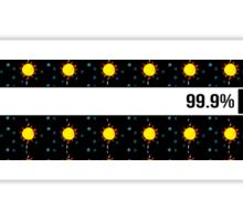 KAYTRANADA - 99.9%  Sticker