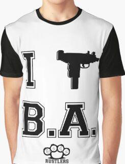 I *UZI* BUENOS AIRES Graphic T-Shirt