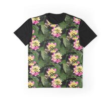 Colorful Crowns Graphic T-Shirt