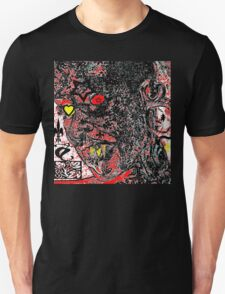 Holy Shit concept for metal band art( contact me)  Unisex T-Shirt