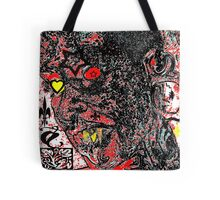 Holy Shit concept for metal band art( contact me)  Tote Bag