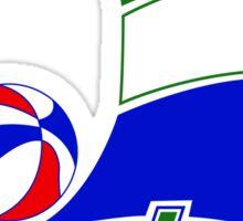 DEFUNCT - SAN DIEGO SAILS Sticker