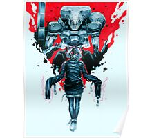 Psycho Gear Poster
