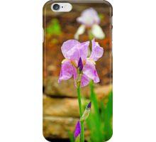 KE Iris Study 2  iPhone Case/Skin