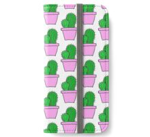 cactus iPhone Wallet/Case/Skin