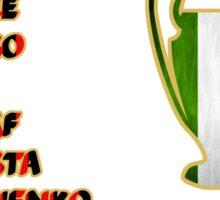 AC Milan 2003 Champions League Final Winners Sticker