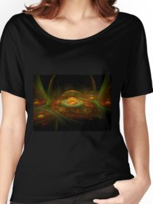 Observe Thought Women's Relaxed Fit T-Shirt