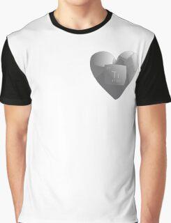 Titanium Heart Graphic T-Shirt