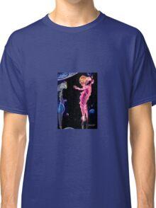 Fantasy photographic incense smoke image of Alien Captain Classic T-Shirt