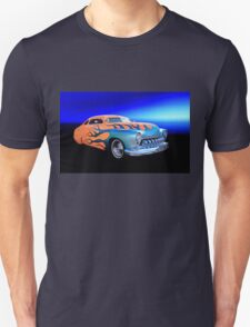 1950 Mercury Custom Coupe Unisex T-Shirt